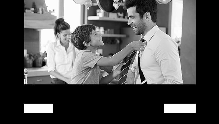 野球選手の子供のように両親が仕事に行く姿に子供があこがれを持つ